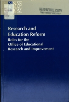 Research and Education Reform : Roles for the Office of Educational Research and Improvement, PDF eBook