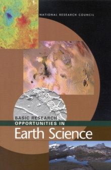 Basic Research Opportunities in Earth Science, PDF eBook