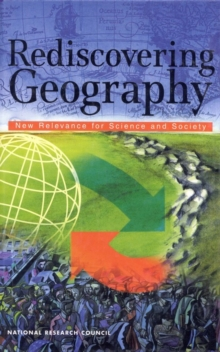 Rediscovering Geography : New Relevance for Science and Society, PDF eBook
