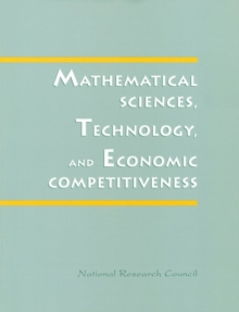 Mathematical Sciences, Technology, and Economic Competitiveness, PDF eBook