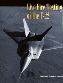 Live Fire Testing of the F-22, PDF eBook