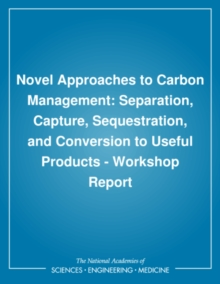 Novel Approaches to Carbon Management : Separation, Capture, Sequestration, and Conversion to Useful Products: Workshop Report, PDF eBook
