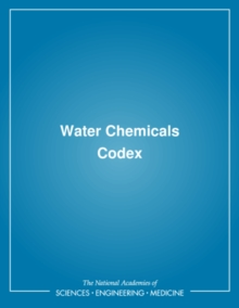 Water Chemicals Codex, PDF eBook