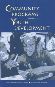 Community Programs to Promote Youth Development, PDF eBook