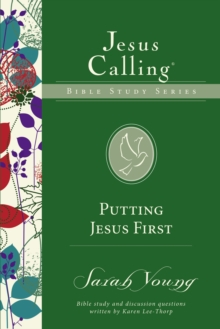 Putting Jesus First, Paperback Book
