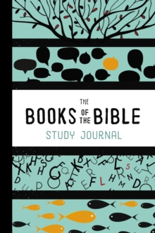 The Books of the Bible Study Journal, Hardback Book