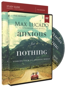 Anxious For Nothing Study Guide With DVD : Finding Calm In A Chaotic World, Digital Book