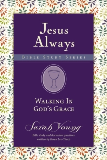 Walking in God's Grace, Paperback Book