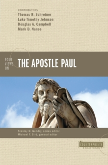 Four Views on the Apostle Paul, Paperback / softback Book