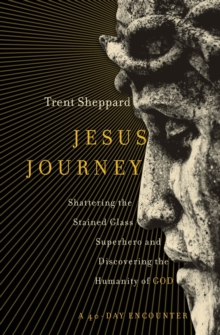 Jesus Journey : Shattering the Stained Glass Superhero and Discovering the Humanity of God, Paperback Book