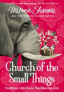Church of the Small Things : The Million Little Pieces That Make up a Life, Paperback Book