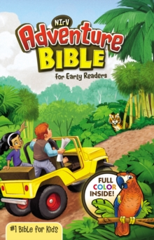NIrV, Adventure Bible for Early Readers, eBook, EPUB eBook