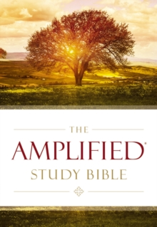The Amplified Study Bible, Hardcover, Hardback Book