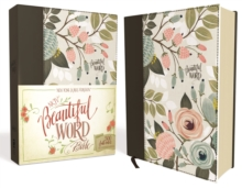 NKJV, Beautiful Word Bible, Cloth over Board, Multi-color Floral, Red Letter Edition : 500 Full-Color Illustrated Verses, Hardback Book