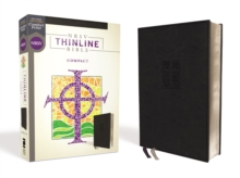 NRSV, Thinline Bible, Compact, Leathersoft, Black, Comfort Print, Leather / fine binding Book