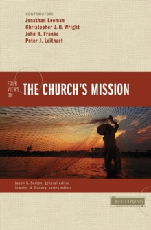 Four Views on the Church's Mission, Paperback / softback Book