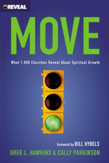 Move : What 1,000 Churches Reveal about Spiritual Growth, Paperback / softback Book