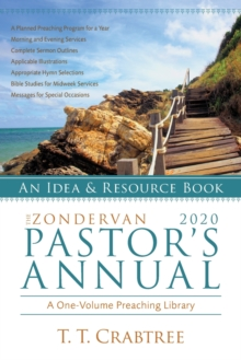 The Zondervan 2020 Pastor's Annual : An Idea and Resource Book, Paperback / softback Book