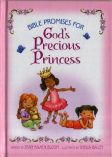 Bible Promises for God's Precious Princess, Hardback Book