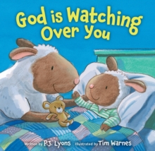 God is Watching Over You, Board book Book