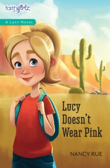 Lucy Doesn't Wear Pink, Paperback Book