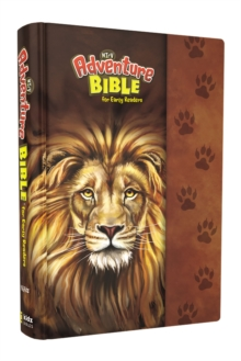 NIrV Adventure Bible for Early Readers, Hardcover, Full Color Interior, Lion, Hardback Book