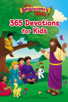 The Beginner's Bible 365 Devotions for Kids, Hardback Book
