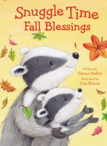 Snuggle Time Fall Blessings, Board book Book