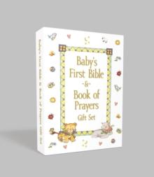 Baby's First Bible and Book of Prayers Gift Set, Mixed media product Book