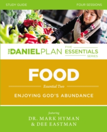 Food Study Guide : Enjoying God's Abundance, EPUB eBook
