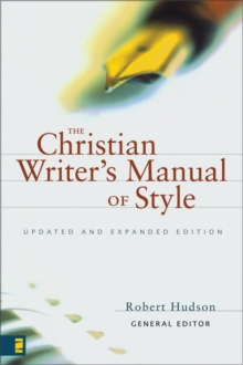 The Christian Writer's Manual of Style, EPUB eBook