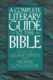 The Complete Literary Guide to the Bible, EPUB eBook