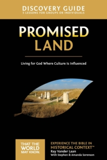 Promised Land Discovery Guide : Living for God Where Culture Is Influenced, Paperback Book