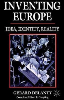 Inventing Europe, Paperback Book