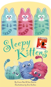 Sleepy Kittens, Hardback Book