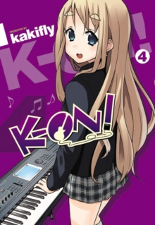 K-ON!, Vol. 4, Paperback / softback Book