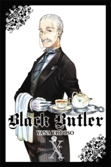 Black Butler, Vol. 10, Paperback / softback Book