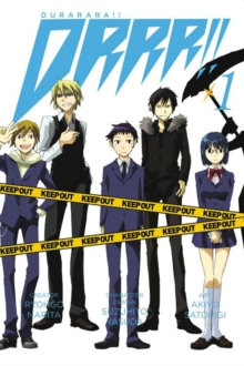 Durarara!!, Vol. 1, Paperback / softback Book