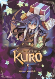 Shoulder-a-Coffin Kuro, Vol. 5, Paperback Book