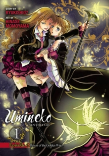 Umineko WHEN THEY CRY Episode 6: Dawn of the Golden Witch, Vol. 1, Paperback Book