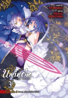 Umineko WHEN THEY CRY Episode 6: Dawn of the Golden Witch, Vol. 3, Paperback Book