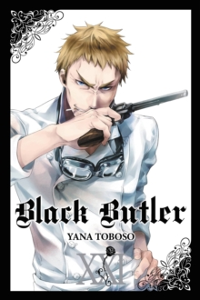 Black Butler, Vol. 21, Paperback Book