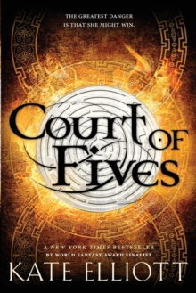 Court of Fives, Paperback / softback Book