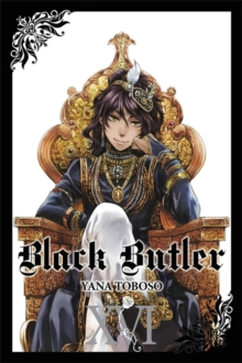 Black Butler, Vol. 16, Paperback / softback Book