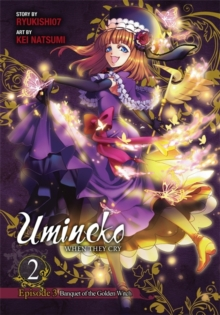 Umineko WHEN THEY CRY Episode 3: Banquet of the Golden Witch, Vol. 2, Paperback Book