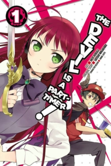 The Devil Is a Part-Timer!, Vol. 1 (manga), Paperback / softback Book