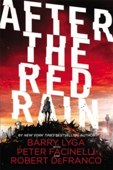After the Red Rain, Hardback Book