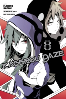 Kagerou Daze, Vol. 8, Paperback Book