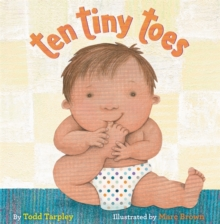 Ten Tiny Toes, Hardback Book