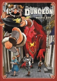 Delicious in Dungeon, Vol. 4, Paperback Book